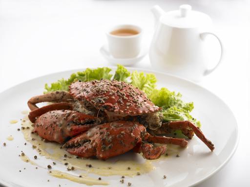 White Pepper Baked Crab 古法白胡椒螃蟹