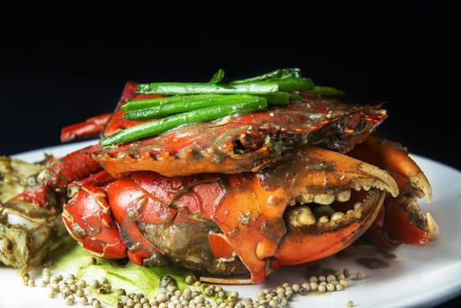 White Pepper Crab 白胡椒螃蟹