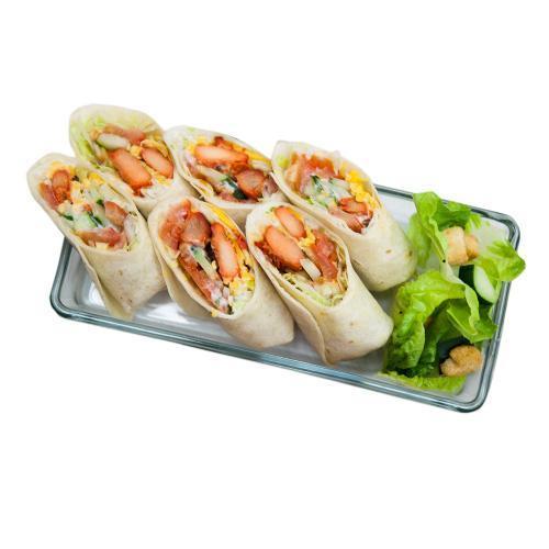 Wholegrain Tortilla Wrap