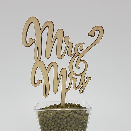 WT3 Mr & Mrs
