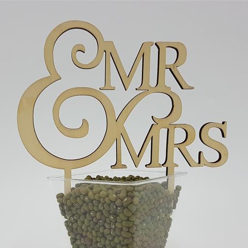 WT4 Mr & Mrs (Big &)