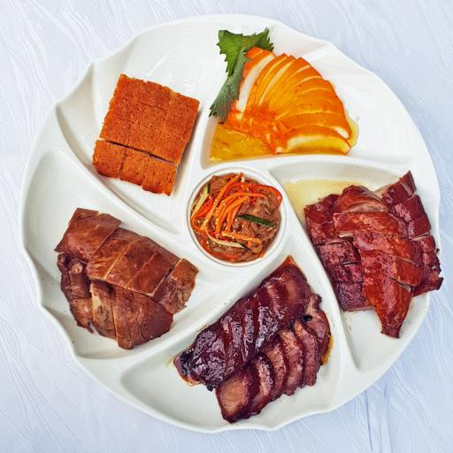 Xin's Barbecued Platter