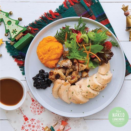 Xmas Roast Chicken Special