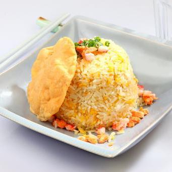 Yang Zhou Fried Rice 扬洲炒饭