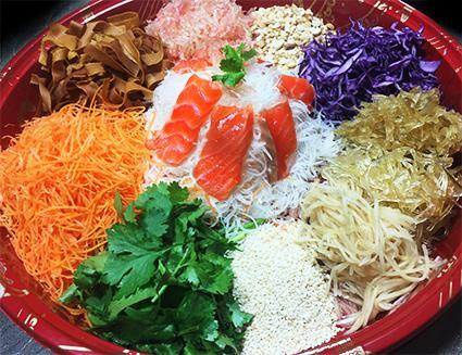 Jellyfish Yee Sang - Delivery