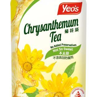 Yeo's Chrysanthemum Tea 菊花茶