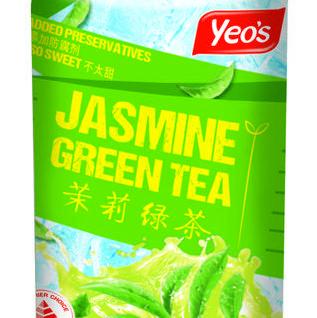Yeo's Jasmine Green Tea 茉莉绿茶