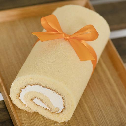 Plain  Roll Cake (16cm)