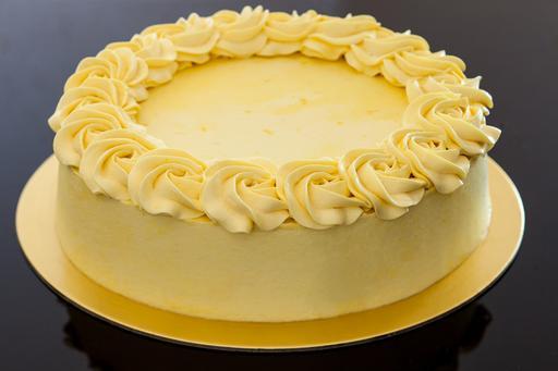 Zesty Zee - Lemon Heaven Whole Cake