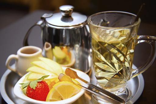 蘋果檸香茶