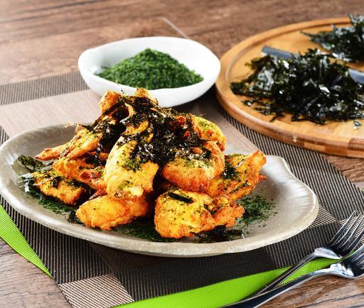韓風紫菜焗雞