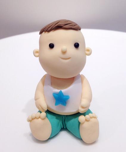 加購標準寶寶翻糖