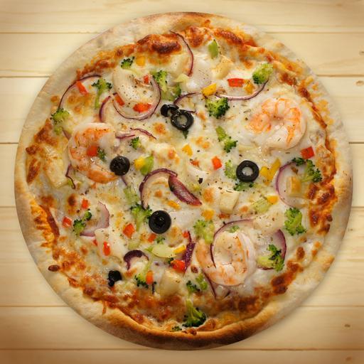 海鮮總匯 Seafood  Supreme