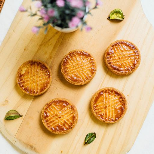 法式圓酥餅|Galette Bretonnes