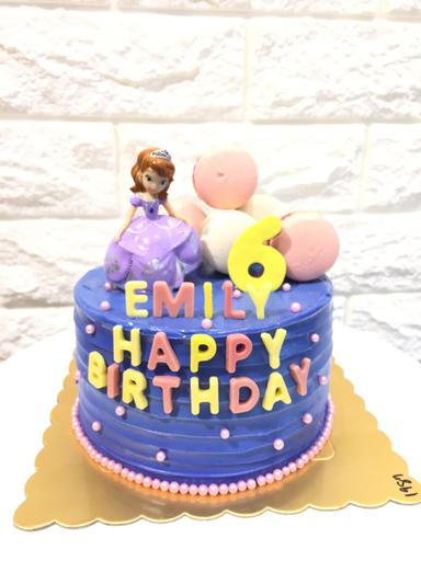 蘇菲狂戀紫蛋糕