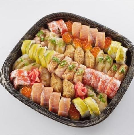 綜合美味壽司