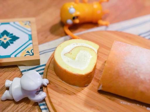 北海道乳酪生乳捲