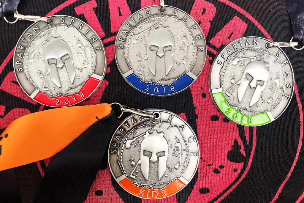 Spartan Race Passes