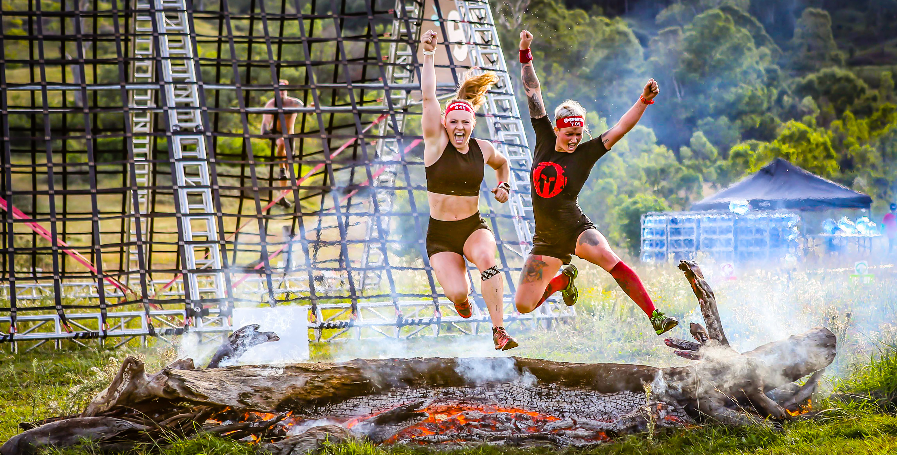 Spartan Australia Obstacle Course Races