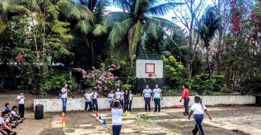 #WEARESPARTAN: ASHLEY BURGESS BUILDS MINI-SPARTAN RACE FOR NICARAGUAN SCHOOLCHILDREN