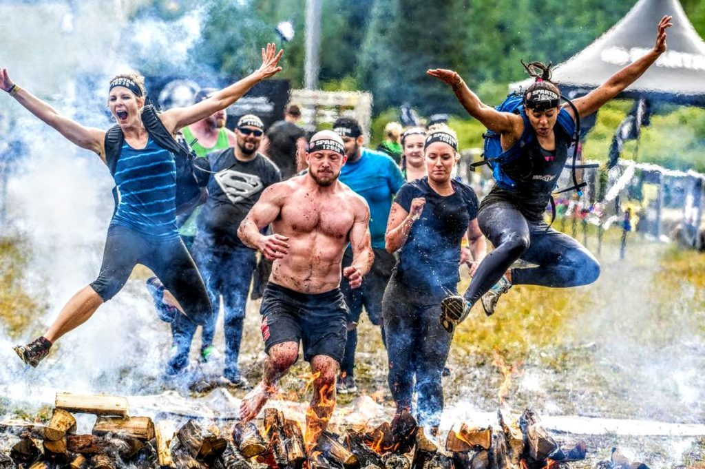 SPARTAN RACE, A MENACE TO THE MODERN NORMAL