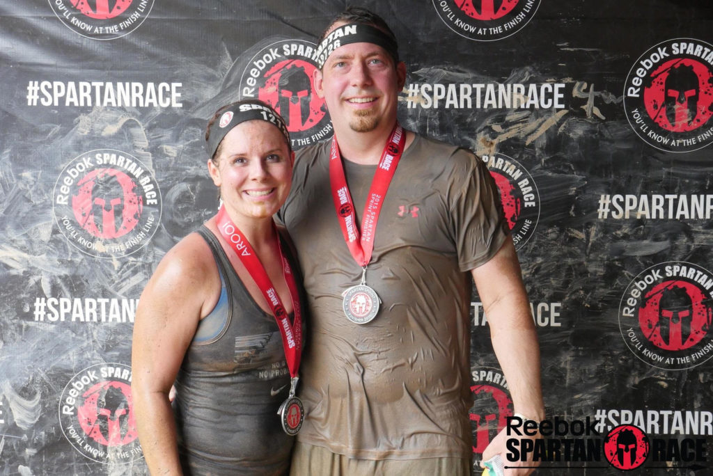 #WEARESPARTAN: ERIN GRUBBS AND FAMILY FIND FITNESS AND FUN IN SPARTAN RACE