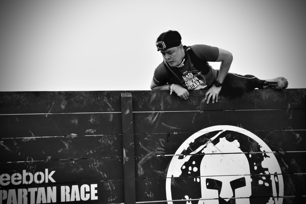 ARE SPARTAN RACES REALLY THAT SCARY?