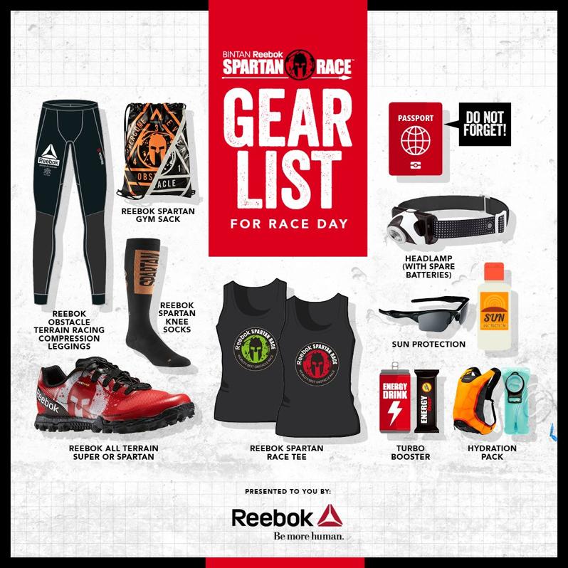 reebok gear