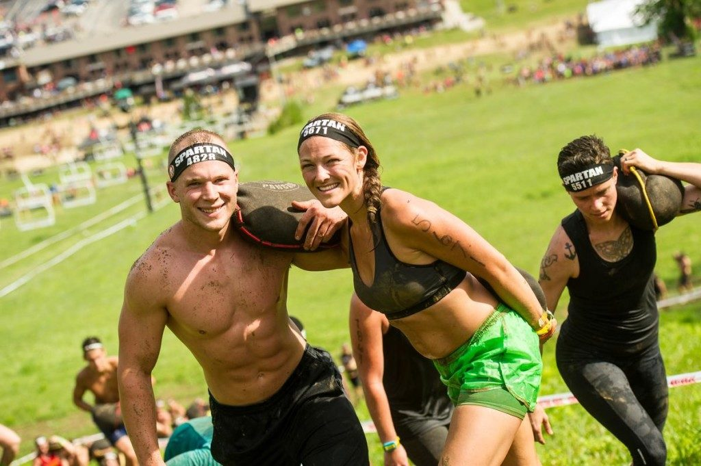 WHY RUN IN THE OPEN CATEGORY AT A SPARTAN RACE?