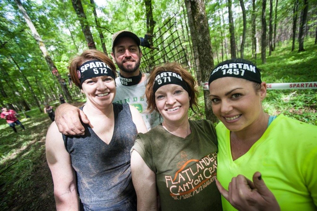 WHAT SHOULD I WEAR TO MY FIRST SPARTAN RACE?