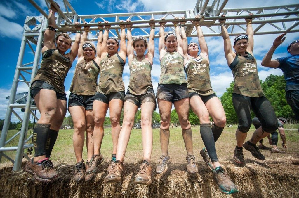 I'M NEW TO EXERCISE…CAN I RUN A SPARTAN RACE?