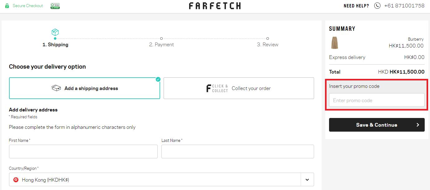 70 20 Off Farfetch Voucher Codes Hong Kong March 2019