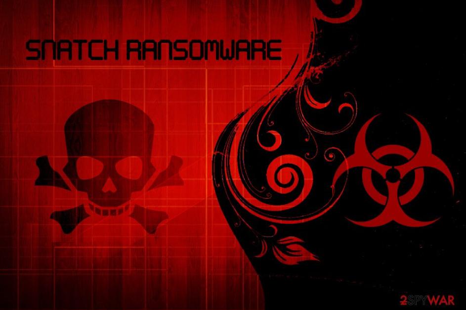 Snatch Ransomware khởi động lại Windows ở chế độ Safe Mode để vượt qua Anti-Virus