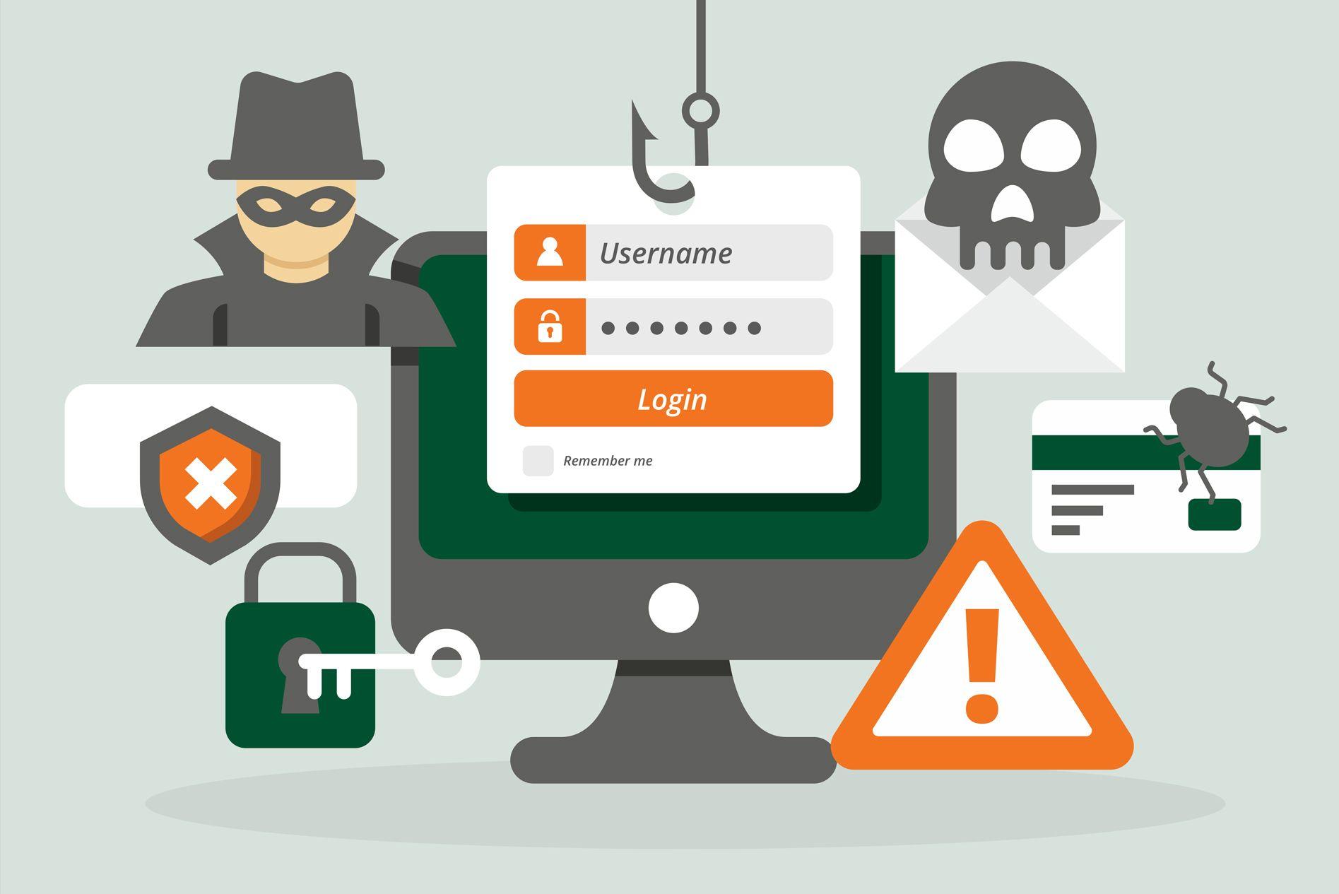 Luận bàn về trào lưu Phishing trong ngành tài chính, ngân hàng cuối năm 2019