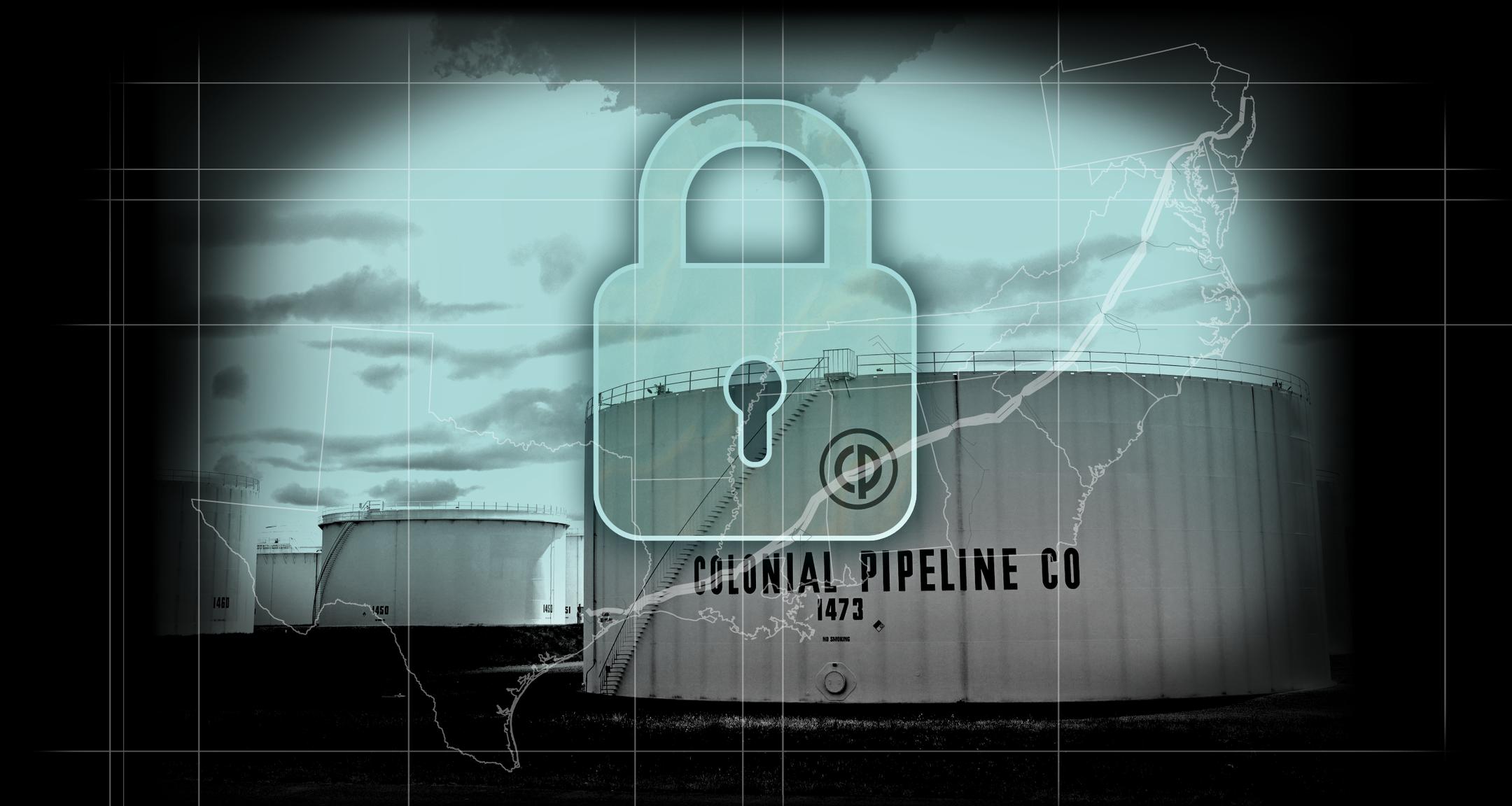 """Tấn công Ransomware """"quật ngã"""" hệ thống ống dẫn nhiên liệu chủ chốt của Hoa Kỳ"""