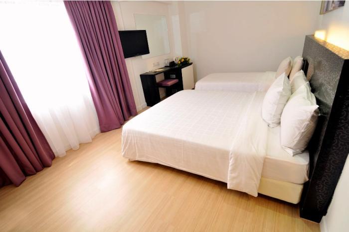 Swiss-Inn Kuala Lumpur - an International Hip Hotel
