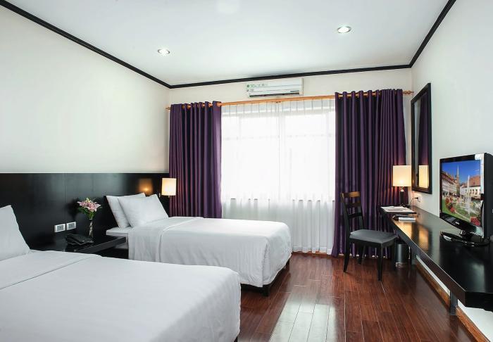 Khách sạn Eastin Easy Gtc Hanoi