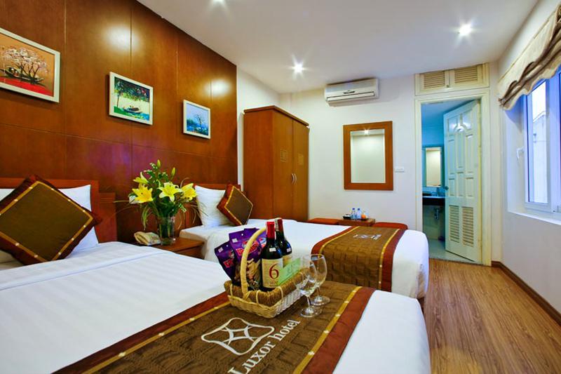 Khách sạn Luxor Hà Nội