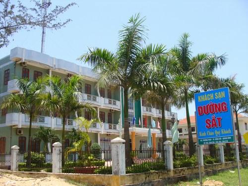 Đường Sắt Quảng Bình Hotel
