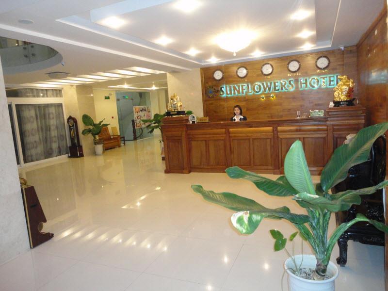 Khách sạn Sunflowers