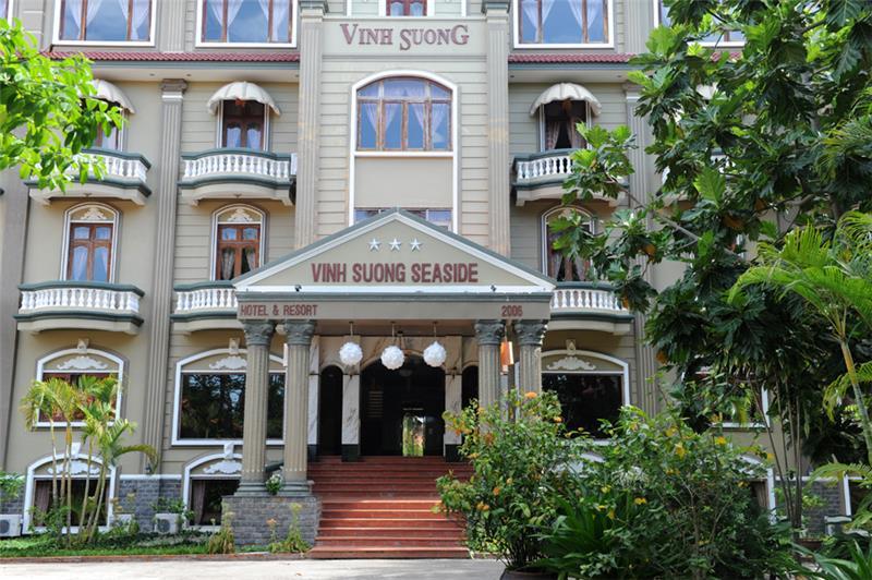 Vĩnh Sương Seaside Resort