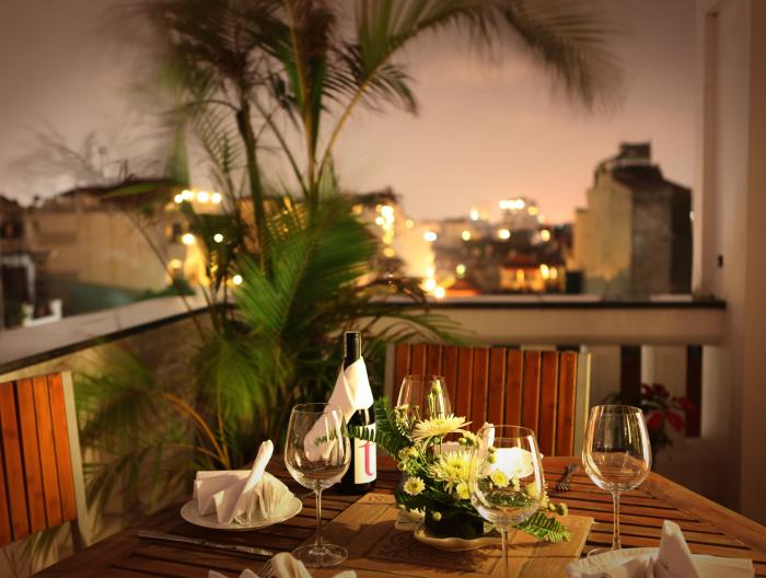 Khách sạn Maison D'Hanoi Hanova