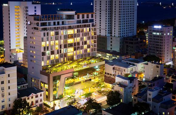 Khách sạn Galina Nha Trang