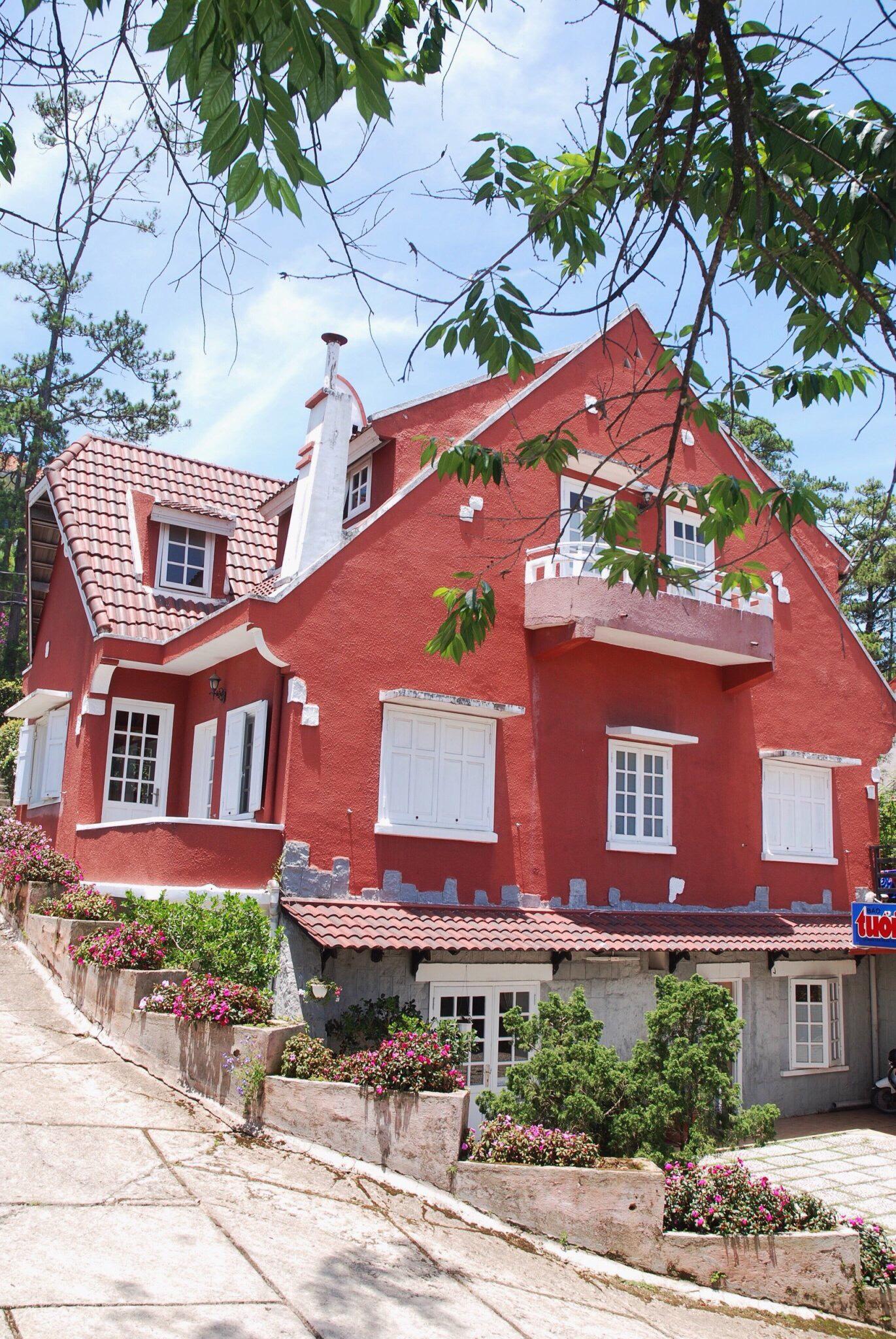 Villa Phượng - Hoàng Văn Thụ Đà Lạt
