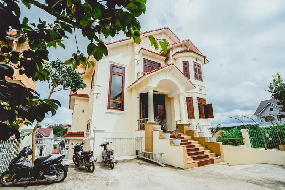 Villa LAR2C Đà Lạt