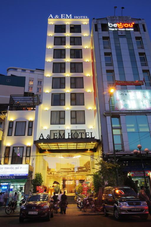 Khách sạn A&Em 44 Phan Bội Châu