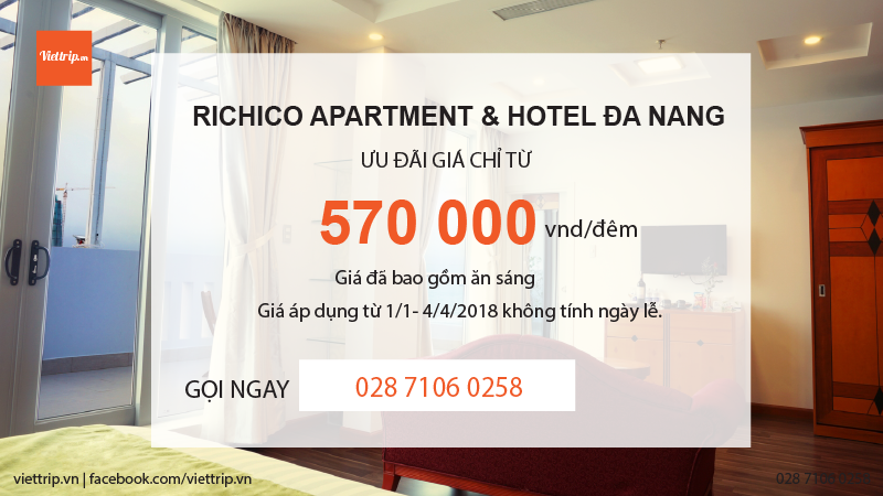 Richico Apartment & Hotel Đà Nẵng