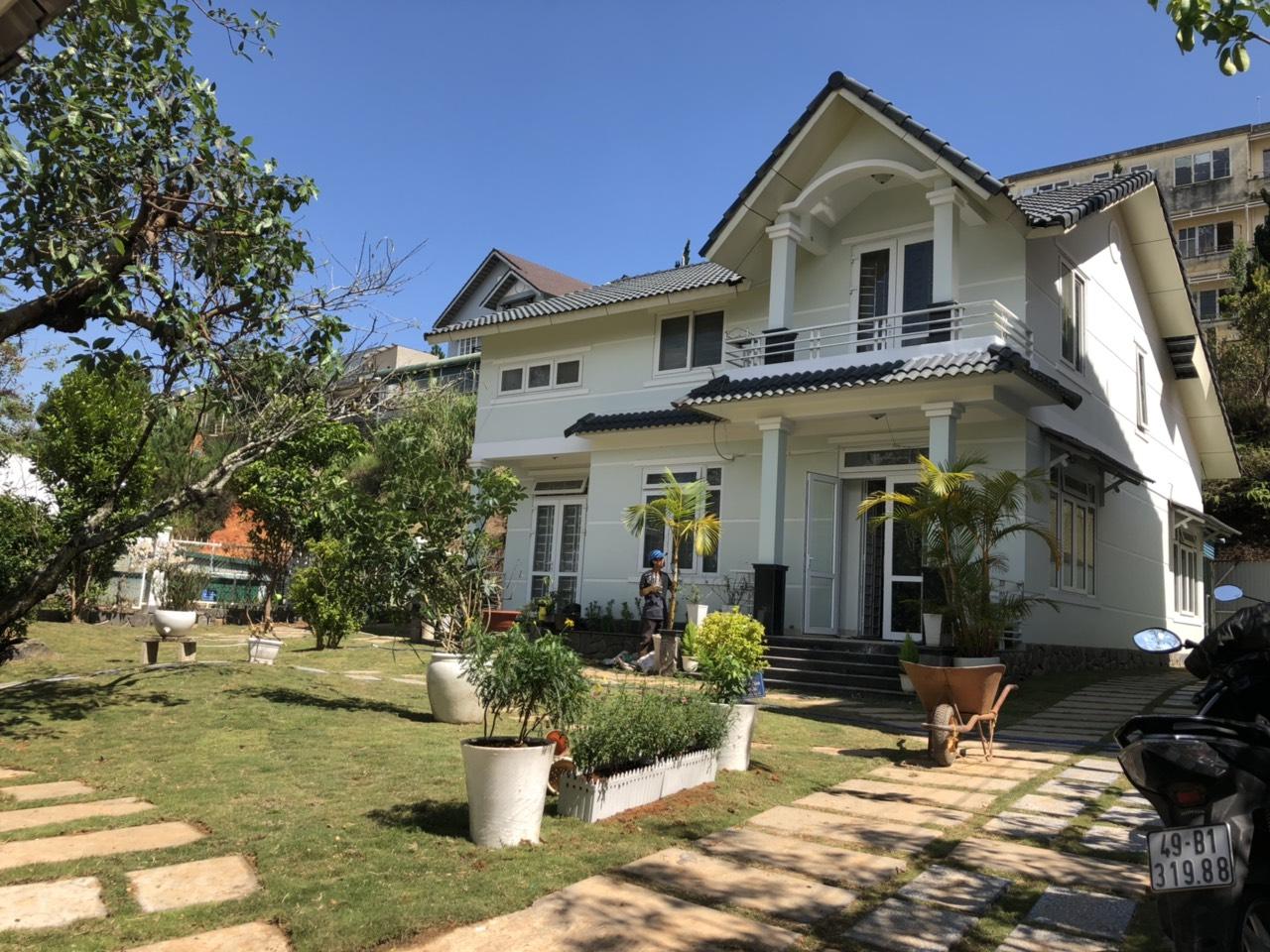 Villa Toại - Lý Nam Đế Đà Lạt