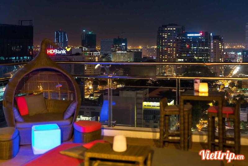 Khách sạn Novotel Sài Gòn