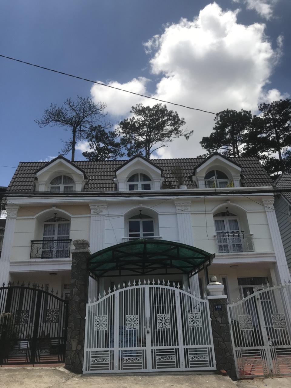 Villa V9 Đà Lạt